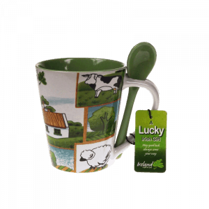 25705 – Countryside Mug + Spoon