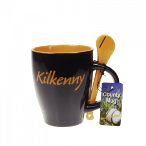 25709 – Kilkenny Hurling Mug + Spoon