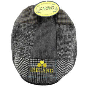 39106 – Grey Patch Cap
