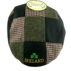 39107 – Green Patch Cap